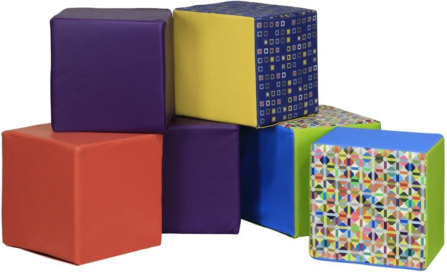 Ottoman | Cube