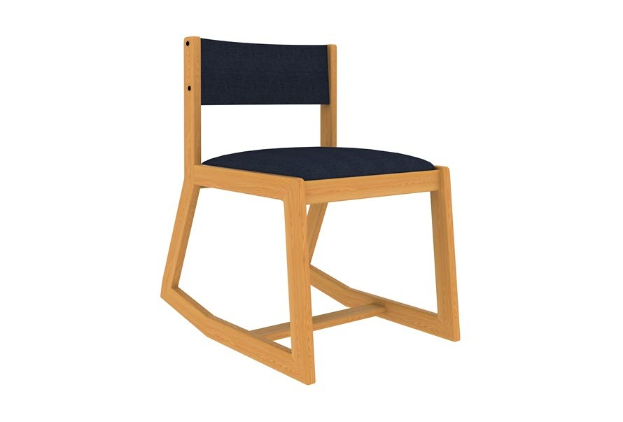 Side Chair   2 Position   Upholstered