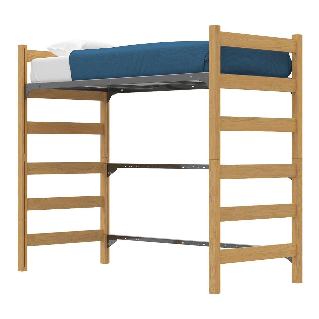 Bed | High Loft | Hook Lock