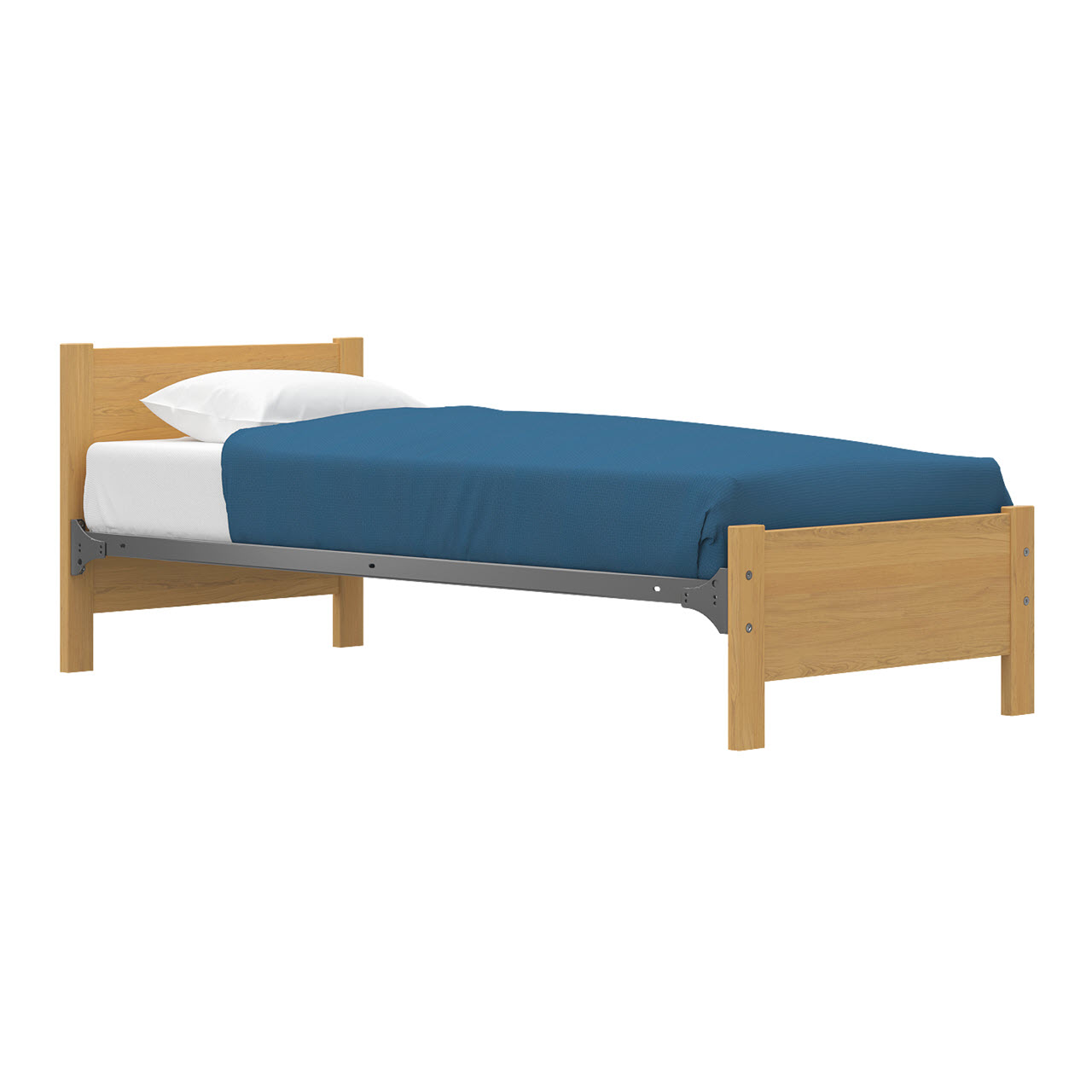 Bed | Twin | Spring Deck
